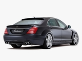 Images of Lorinser Mercedes-Benz S-Klasse (W221) 2010–13