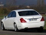 Images of Mercedes-Benz S 350 BlueTec (W221) 2010–13