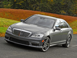 Images of Mercedes-Benz S 63 AMG US-spec (W221) 2010–13