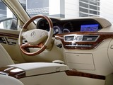 Images of Mercedes-Benz S 350 BlueEfficiency (W221) 2010–13