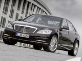 Images of Mercedes-Benz S 500 BlueEfficiency (W221) 2010–13