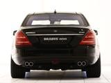 Images of Brabus S V12 R Biturbo 800 (W221) 2010–13