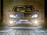 Images of Carlsson CS 60 (W221) 2011–13