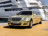 Images of Mercedes-Benz S-Klasse Pullman Festival de Cannes (W221) 2012