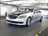 Images of CFC Mercedes-Benz S 65 AMG (W221) 2012–13