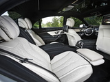 Images of Mercedes-Benz S 500 (W222) 2013