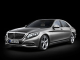 Images of Mercedes-Benz S 400 Hybrid (W222) 2013