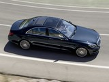 Images of Mercedes-Benz S 350 BlueTec AMG Sports Package (W222) 2013