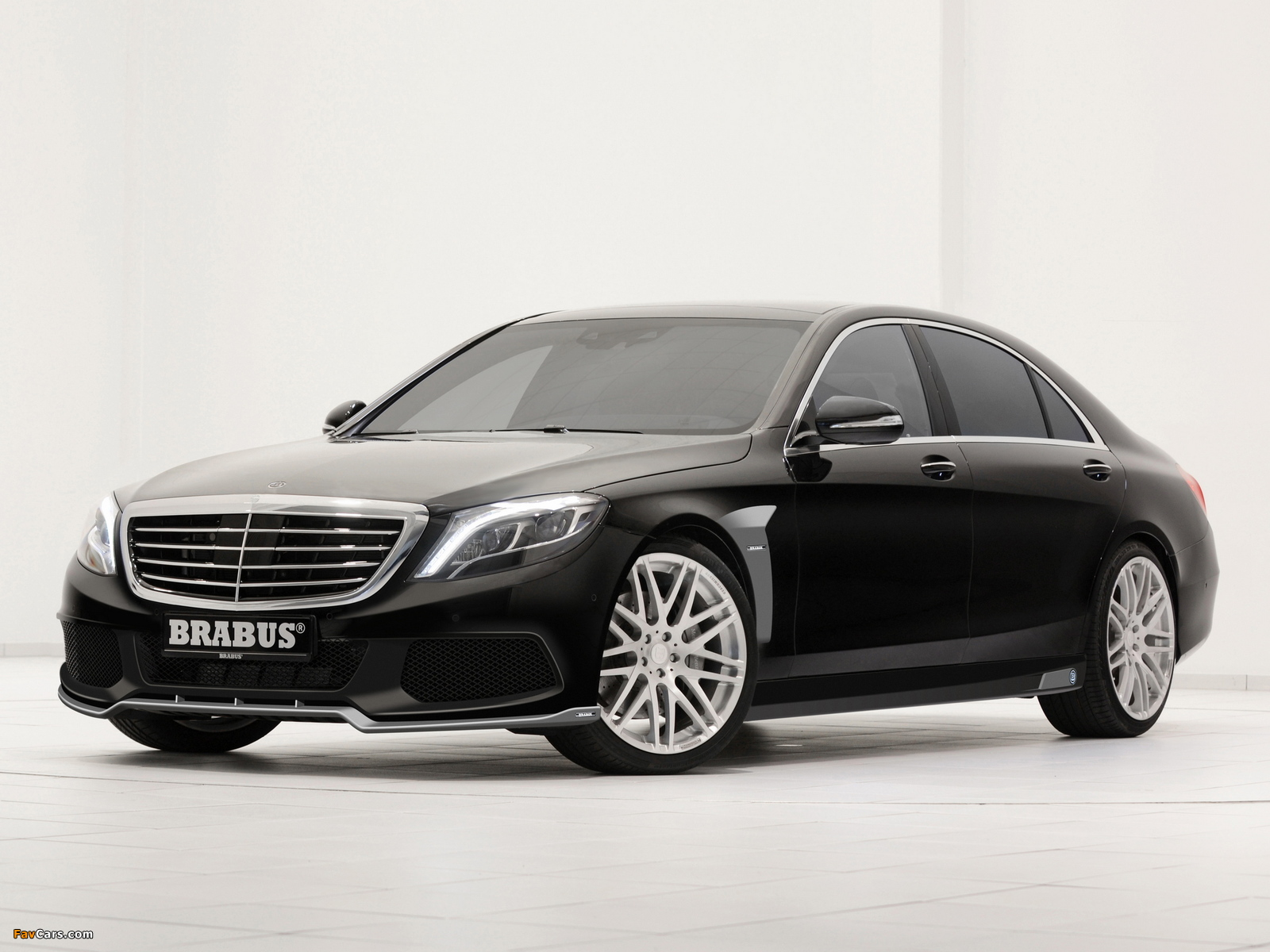 Images of Brabus Mercedes-Benz S-Klasse (W222) 2013 (1600 x 1200)