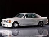 Images of Gemballa Mercedes-Benz 500 SEC Widebody (C126)