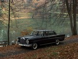 Mercedes-Benz 220 Sb (W111) 1959–65 photos