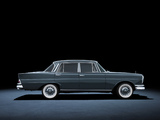 Mercedes-Benz 220 SE (W111) 1959–65 photos