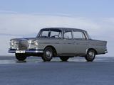 Mercedes-Benz 220 SE (W111) 1959–65 pictures