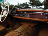 Mercedes-Benz 220 SE Cabriolet US-spec (W111) 1961–65 images