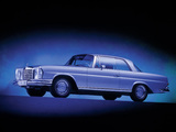 Mercedes-Benz 220 SE Coupe (W111) 1961–65 pictures