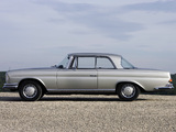 Mercedes-Benz 220 SE Coupe (W111) 1961–65 wallpapers