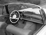 Mercedes-Benz 300 SE Cabriolet (W112) 1962–67 images