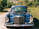 Mercedes-Benz 220 SE Leichenwagen (W111) 1964 pictures