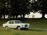 Mercedes-Benz S-Klasse (W108/109) 1966 images