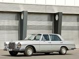 Mercedes-Benz 250S (W108/109) 1966–69 photos