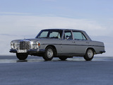Mercedes-Benz 250S (W108/109) 1966 pictures