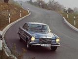 Mercedes-Benz 280 SE Coupe (W111) 1967–71 images