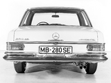Mercedes-Benz 280 SE (W108) 1967–72 photos