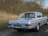 Mercedes-Benz 300 SEL 6.3 UK-spec (W109) 1967–72 pictures