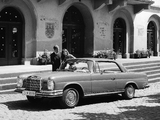 Mercedes-Benz 280 SE Coupe (W111) 1967–71 wallpapers