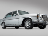 Mercedes-Benz 300 SEL 6.3 UK-spec (W109) 1967–72 wallpapers