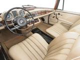 Mercedes-Benz 280 SE 3.5 Coupe (W111) 1969–71 photos