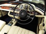 Mercedes-Benz 280 SE 3.5 Cabriolet UK-spec (W111) 1969–71 pictures