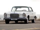 Mercedes-Benz 280 SE 3.5 Coupe US-spec (W111) 1969–71 pictures