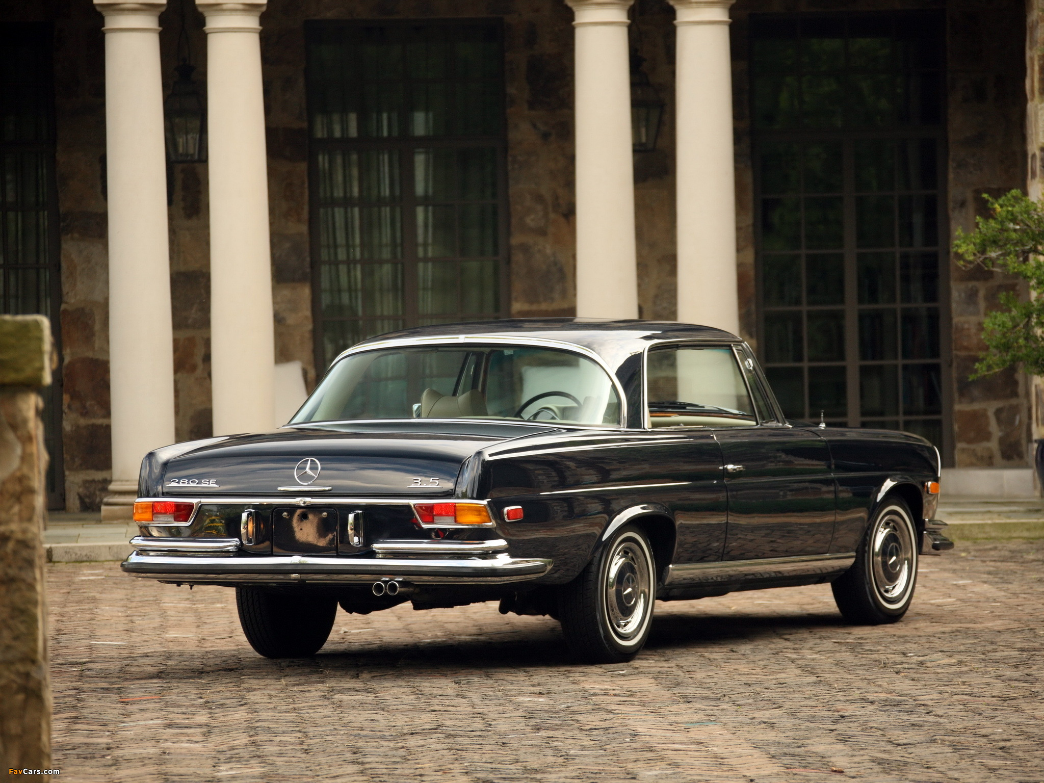 Mercedes benz 280 se 3 5 coupe us spec w111 1969 71 for 1969 mercedes benz 280 se convertible
