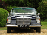 Mercedes-Benz 280 SE 3.5 Cabriolet UK-spec (W111) 1969–71 wallpapers