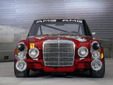 AMG 300SEL 6.3 Race Car (W109) 1971 images