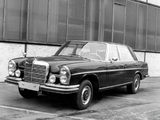 Mercedes-Benz 280 SEL 3.5 Guard (W108) 1971–72 photos