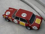AMG 300SEL 6.3 Race Car (W109) 1971 pictures
