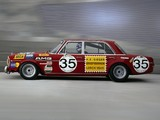 AMG 300SEL 6.3 Race Car (W109) 1971 wallpapers