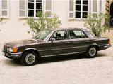 Mercedes-Benz S-Klasse (W116) 1972–80 images