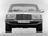 Mercedes-Benz S-Klasse (W116) 1972–80 photos