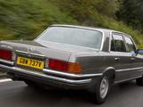 Mercedes-Benz 450 SEL UK-spec (W116) 1972–80 photos