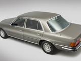 Mercedes-Benz 450 SEL UK-spec (W116) 1972–80 pictures