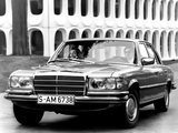 Mercedes-Benz S-Klasse (W116) 1972–80 pictures