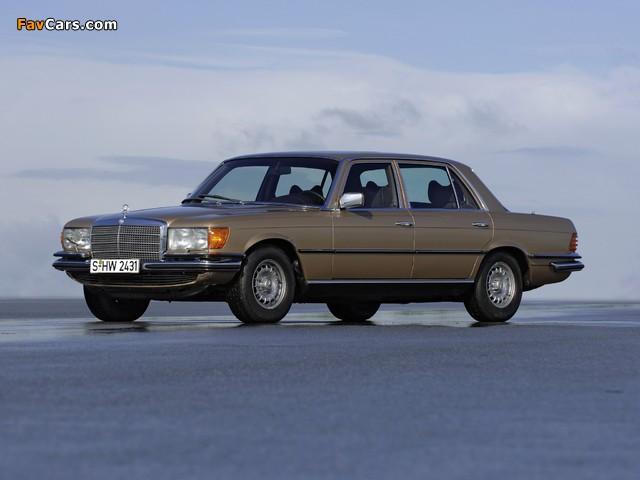 Mercedes-Benz 280 S (W116) 1972–80 pictures (640 x 480)