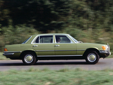Mercedes-Benz 280 SE (W116) 1972–80 pictures