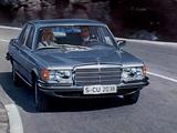 Mercedes-Benz S-Klasse (W116) 1972–80 wallpapers