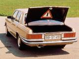 Mercedes-Benz 350 SE (W116) 1973–80 pictures