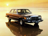 Mercedes-Benz 300 SD TurboDiesel (W116) 1977–80 images