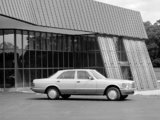 Mercedes-Benz S-Klasse (W126) 1979–91 images